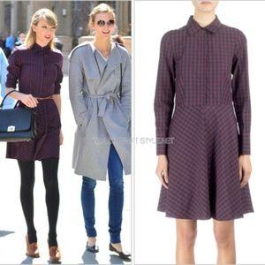 Cynthia Rowley Gingham Dress ASO Taylor Swift, 4